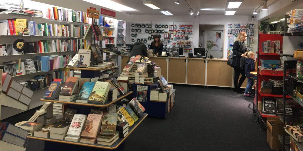 Gode historier i Stenløse Boghandel