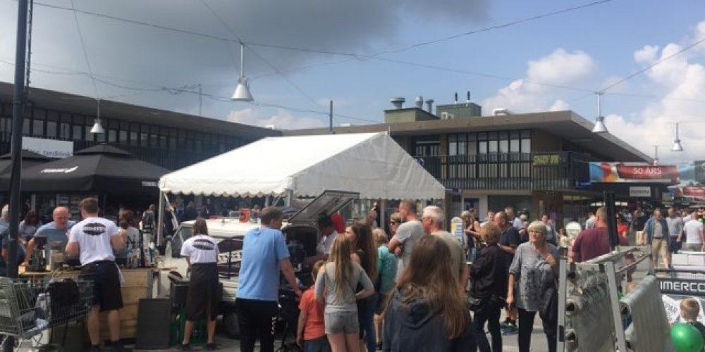 Egedal Centret blev fejret til 50 års jubilæumsfest